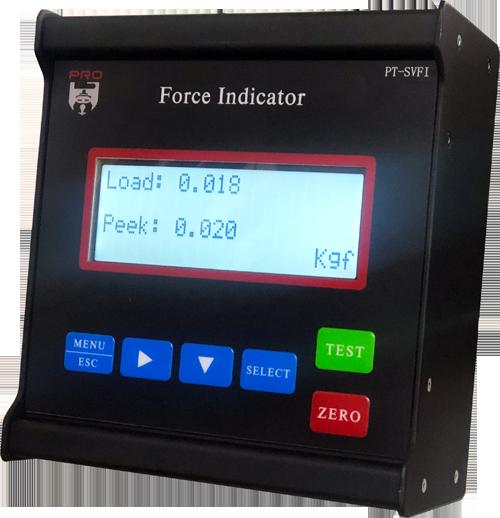 PT-SVFI力量顯示器    PT-SVFI-PC 電腦連線力量顯示器 1